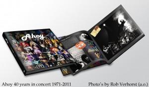 Ahoy Fotoboek In Concert
