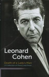 Leonard Cohen Book Cover