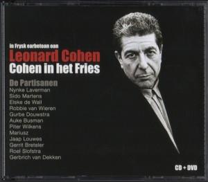 Cohen in het Fries