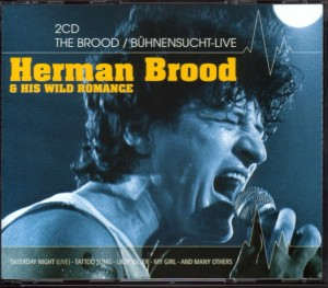 Herman Brood 2 CD