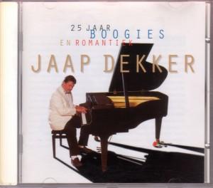 CD Jaap Dekker