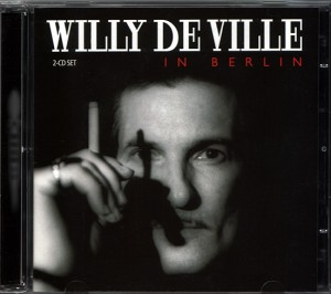 Willy DeVille, 9 october 1995,The Grand Hotel, Amsterdam, Foto Rob Verhorst