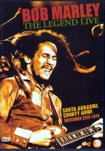 DVD Bob Marley The Legend