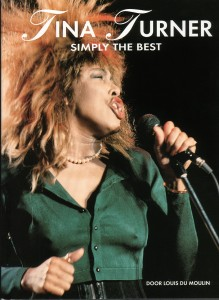 Tina Turner Book Cover